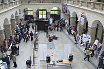 Projektový den Střední průmyslové školy a strojírenských firem v Hranicích