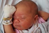 Anetka Christelová, Hranice, narozena 15. června 2011 v Přerově, míra 52 cm, váha 3 500 g