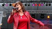 Rocková zpěvačka Tanja
