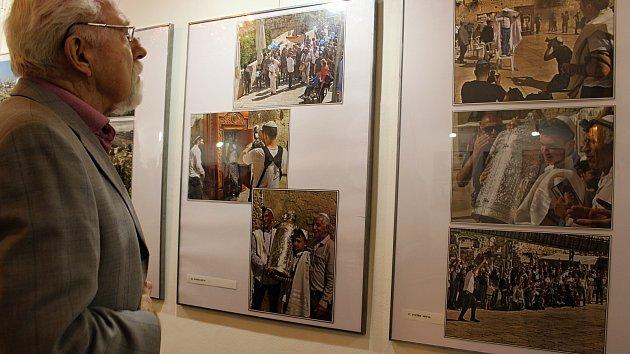 Vernisáž výstavy Milan Kaštovský – Osmdesát