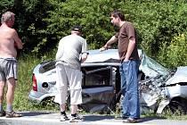Další tragická nehoda na křižovatce Horecko u Lipníka nad Bečvou.