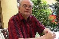 Vedoucí kulturního oddělení lázní Teplice nad Bečvou Pavel Nepala