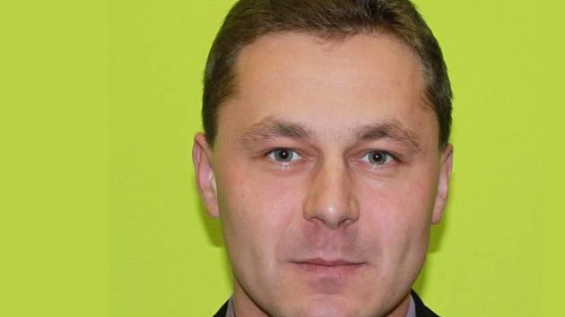Jaroslav Šindler, starosta obce Partutovice