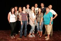 Třetí sezónu zahájí Divadlo Ventyl novou hrou Hrobka s vyhlídkou. A její vyhlídky jsou velmi dobré. Dvě stě lidí si již koupilo listek na jeho premiéru.