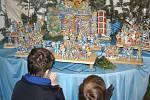 V Galerii M+M se opět otevřela vánoční Výstava betlémů