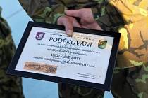 Vojáci 143. zásobovacího praporu z Lipníku nad Bečvou již třetím rokem pořádají hromadné dárcovství.