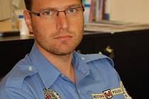 Zástupce ředitele Městské policie v Přerově Miroslav Komínek