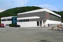 Výstavba sportovního centra v Teplické ulici v Hranicích