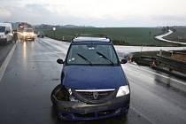 Nehoda u Špiček