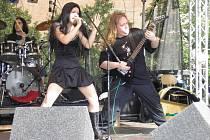Skupina Nightwish revival z Frýdku – Místku vystoupí v 15 hodin v letním kině.