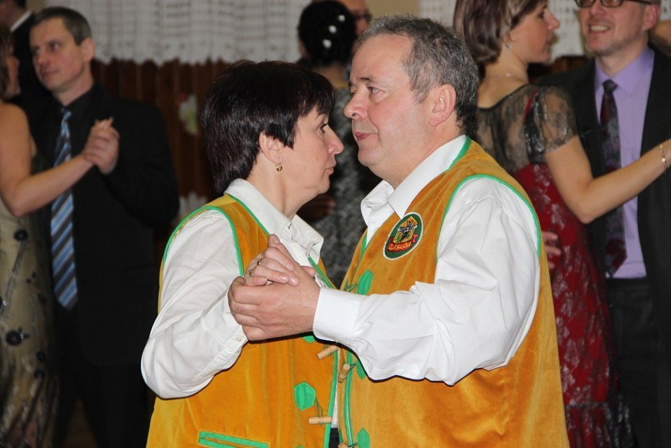 Včelařský ples ve Skaličce