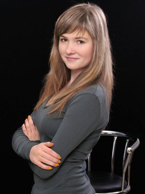 1. Alžběta Bouchalová 14 let, Opatovice