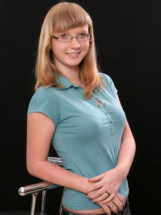 7. Marie Ráblová, 15 let, Hranice