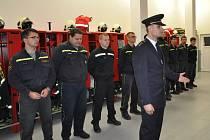 Dobrovolní hasiči z Hranic