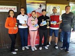 Vítězové Golf Bonton Tour 2018