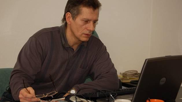 Bývalý zpravodajec BIS a přerovský disident Vladimír Hučín byl hostem on-line rozhovoru Přerovského deníku.
