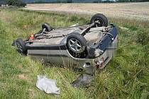 Vážná nehoda mezi Olšovcem a Hranicemi