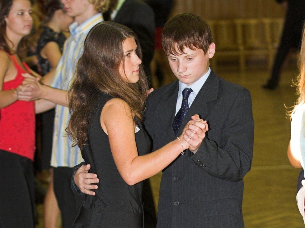 První tanec.