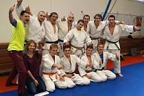 Judo oddíl Železa Hranice porazil v roce 2016 všech třináct mužstev v rámci Moravské ligy a stal se šampiónem na sobotním závodě v Brně.