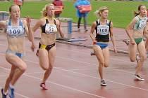 Třetí kolo druhé ligy mužů i žen se koná 12. července v Opavě.