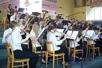 Hranický dechový orchestr