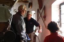 Prohlídka Humplíkova vodního mlýna trvá hodinu a je určena nejen pro milovníky mlynářství.