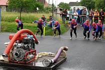 SDH Ústí se s úspěchem účastní požárních soutěží, a  podílí se také na organizaci řady kulturních a společenských akcí v obci, jako je vodění medvěda, zabijačka, kácení máje nebo hasičský ples.