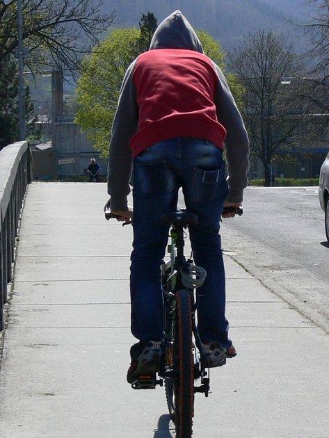 Na vašem kole může odjet i někdo jiný.