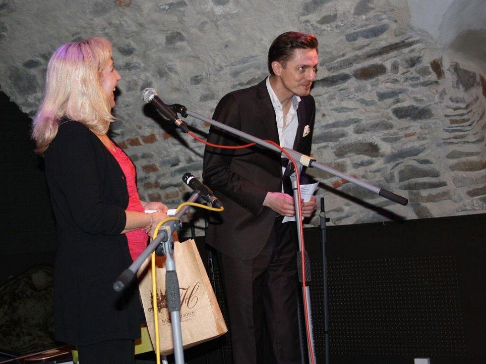 Koncert Ondřeje Rumla v Zámeckém klubu