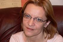 Petra Poláková - Uvírová, redaktorka Přerovského deníku