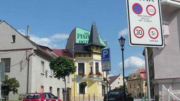 Hranice Mesto Dopravnich Specialit Hranicky Denik