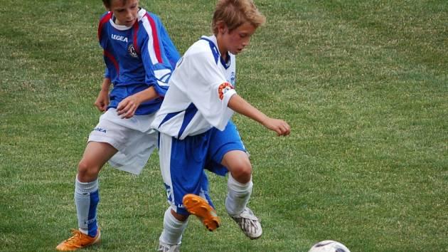 Mladší žáci 1. FC Přerov obsadili na domácím turnaji osmou příčku.
