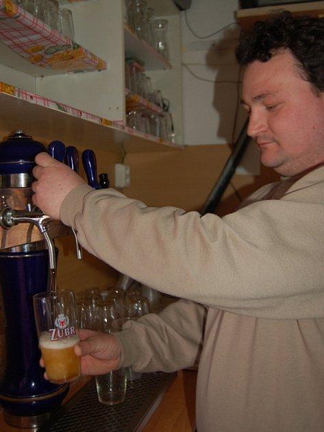 Přerovský Zubra patří mězi nejlepší pivo na Olomoucku.