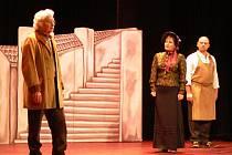 Smoljak a jeho kolegové bavili publikum Hymnou