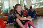 Turnus s názvem Rozloučení s prázdninami v Domě dětí a mládeže v Hranicích