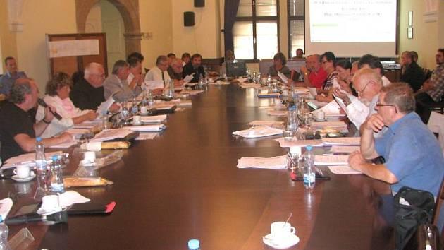 Jednání hranického zastupitelstva. Ilustrační foto