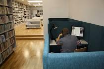 Hranická knihovna po rekonstrukci