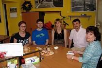 Základní škola 1. máje v Hranicích v pátek přivítala zástupce školy z polského města Rydultowy.