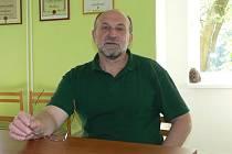 Starosta obce Malhotice Josef Voldán
