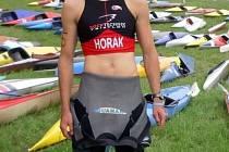 Ondřej Horák vybojoval na mistrovství světa v kvadriatlonu v kategorii do 23 let stříbrnou medaili.