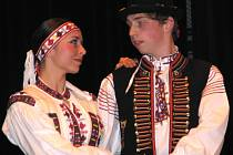 Do Přerova ve středu 25. února zavítal vojenský umělecký soubor Ondráš z Brna.