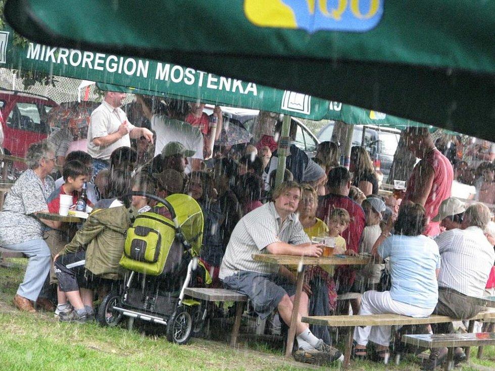 Ve Veselíčku se uksutečnil  festival Mladí pro venkov.