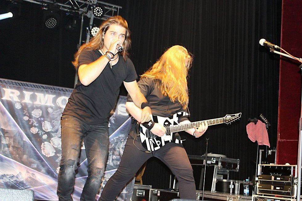 Hudební festival Rock in Hranice 2020 - Rimortis