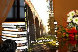 Slavnostní křest knihy Ladislava Jandy Potok pod viadukty a jiné hranické vzpomínky