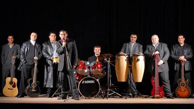 Na benefiční akci vystoupí také kapela Imperio.