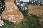 Tradiční výstava betlémů v Galerii M+M v Hranicích