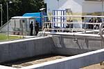 Rekonstrukce čistírny odpadních vod v Lipníku nad Bečvou byla poslední etapou celého projektu. Včera byla představena veřejnosti.