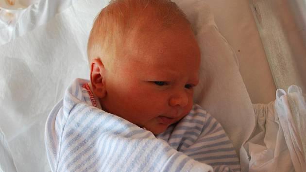 Albert Haselmann, Lipník nad Bečvou, narozen 5. října 2010 v Přerově, míra 50 cm, váha 2 950 g