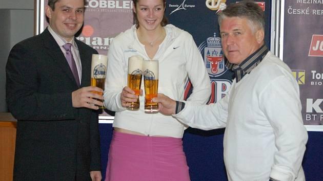 Tereza Hladíková vyhrála Zubr cup