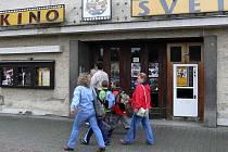 Kino se potýká s nízkou návštěvností. Pomoci může rekonstrukce.